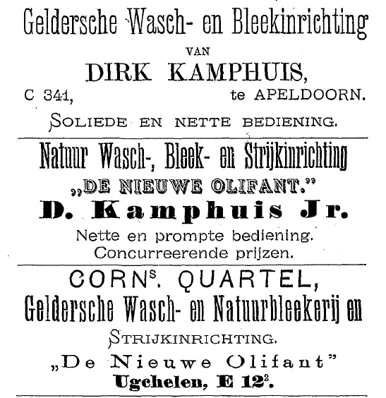 denieuweolifant 1900